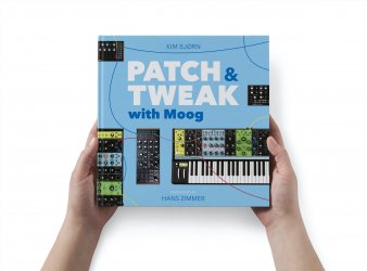 Bjooks Patch and Tweak with Moog