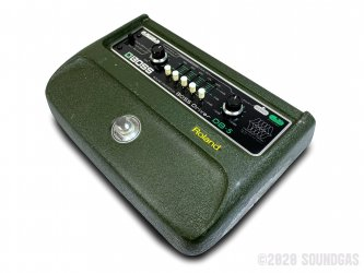 Boss-DB-5-Driver-Effect-Pedal-SN8330-Cover-2