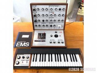EMS VCS-3 II & DK-1 Keyboard