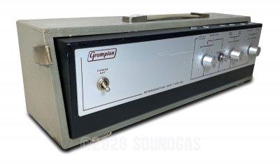 Grampian Type 636 Reverberation Unit