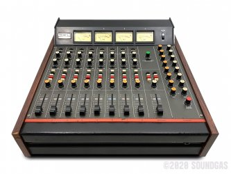 Teac-Tascam-Model-3-Audio-Mixer-SN63226-Cover-2