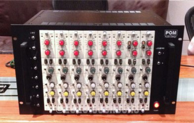 Tweed Broadcast Console