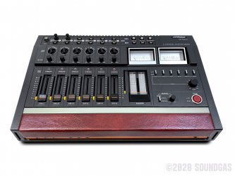 Victor-MI-5000-6-Channel-Master-Mixer-SN16840015-Cover-2