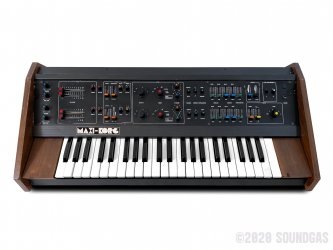 Korg-800DV-Maxikorg-K3-Synthesizer-SN0333-Cover-2