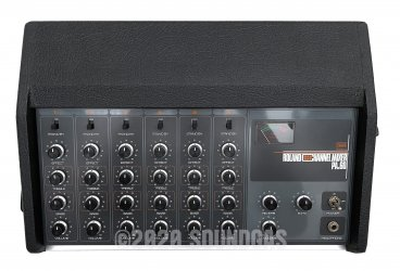 Roland PA.60 Mixer with Spring Reverb