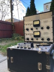 Ampex 350 1/4″ Two Track