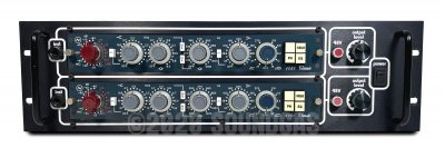 AMS Neve 1081 2 Channel Classic Eq/Pre Racked