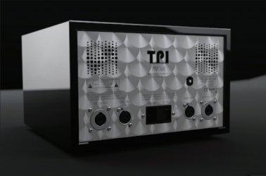 TPI RN1 Studio Monitors & PM161 Power Amp