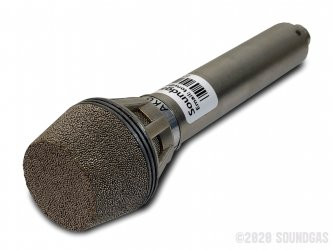 AKG-D190C-Microphone-BC2264-Cover-2