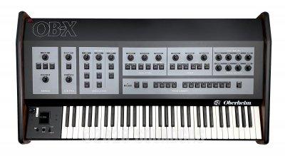 Oberheim OB-X with Midi