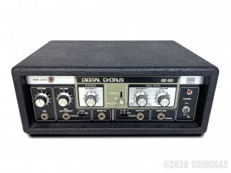 Vestax DDG-1 Digital Delay Gear