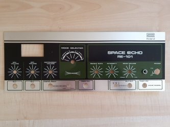 Roland-Space-RE-101-Echo-front-panel