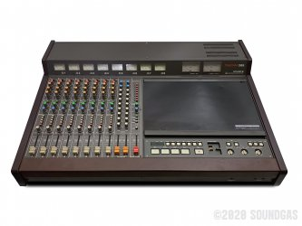 Tascam-Model-388-Studio-8-Mixer-SN490012-Cover-2