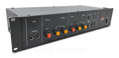 Fostex Model 3180 2-Channel Reverb