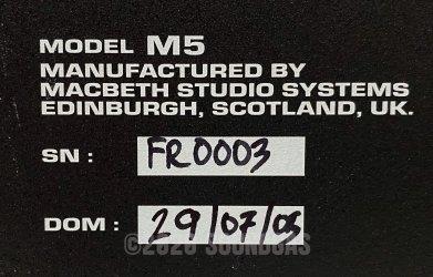 Macbeth M5