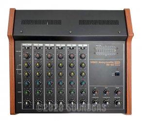Roland PA-80 Mixer w/ Spring Reverb