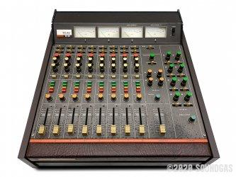 Teac-Tascam-Model-30-Audio-Mixer-SN300019-Cover-2