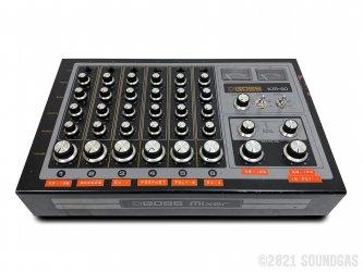 Boss-KM-60-Mixer-SN690549-Cover-2