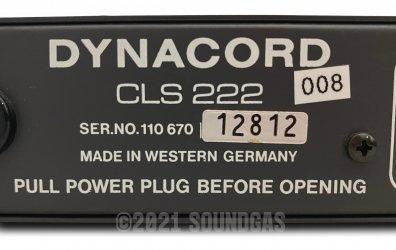 Dynacord CLS-222