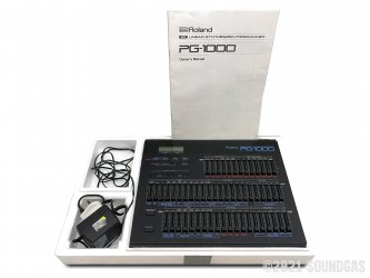Roland PG-1000 Linear Synthesizer Programmer