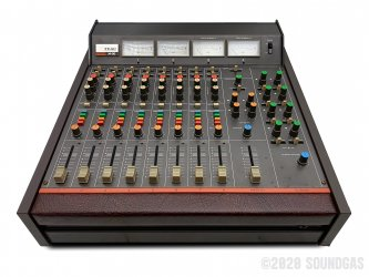 Teac-M-30-Audio-Mixer-SN410150-Cover-2