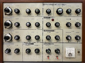 EMS VCS3a Putney & DK1 Cricklewood