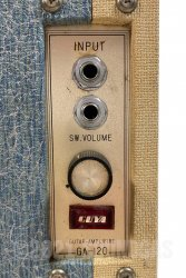 "Guyatone GA-120 ""Lunchbox"" Valve Amp"