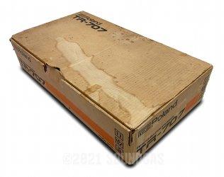 Roland TR-707 Expanded – Near Mint & Boxed (727 808 909 Linn LM1 DMX)