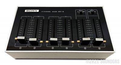 Sony MX-8 Mixer
