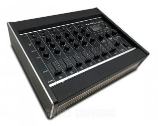 Teisco MX-600 6 Channel Mixer + Reverb
