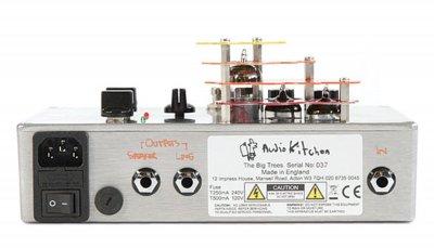 Audio Kitchen The Big Trees