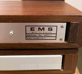 EMS Synth Processor Set
