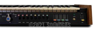 Korg miniKORG-700S + Kenton CV/Gate