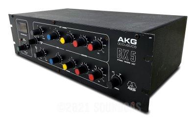 AKG Acoustics BX 5 Stereo Reverb Unit