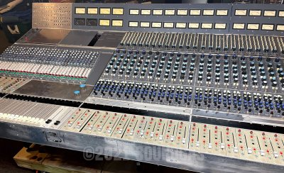 CBS Sony Neve (8078) 40-Channel Console