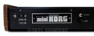 Korg miniKORG-700 – Soundgas Modified…