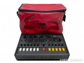 Korg-X-911-Guitar-Synthesizer-SN272035-Cover-2