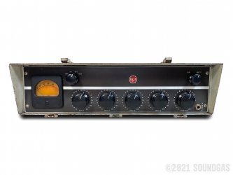 Hawk HR-40 Stereo Spring Reverb