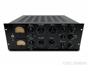 StamChild SA-670 Mastering Tube Compressor (SA670)