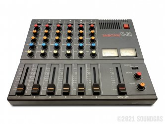 Tascam-M06-Mixer-SN290191-Cover-2