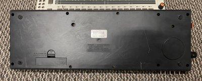 Casio SK-1 Sampling Keyboard Circuitbent – Preorder