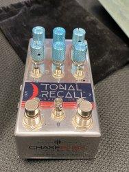 Chase Bliss Audio Tonal Recall (Wooden Box)