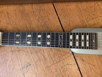 Toy Store: Guyatone HG-56 Lap Steel Guitar