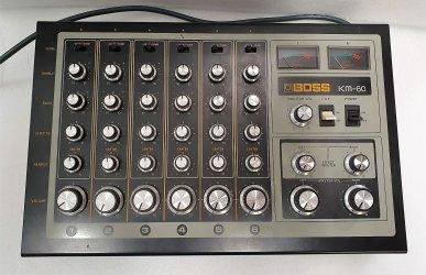 Boss-KM-60