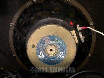 Fender Deluxe Reverb – 1977