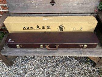 Toy Store: Suzuki Ran Bass Electric Taishogoto (NOS)