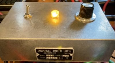 Soundgas Type 636P – Second Build Preorder