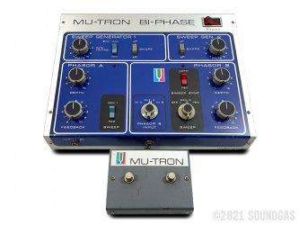 Musitronics-Mu-Tron-Bi-Phase-240v-SN02138-Cover-2