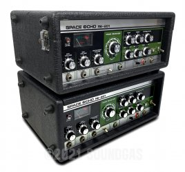 Roland RE-201 Space Echoes ('Stereo' Pair)
