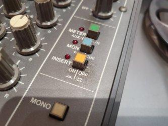 Tascam 388 Studio 8